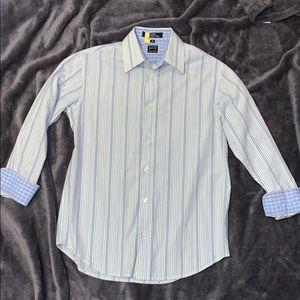 Ike Behar Boys dress shirt size 12